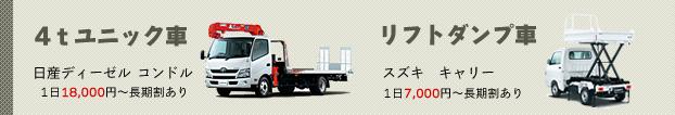 石垣島レンタカーユニック車